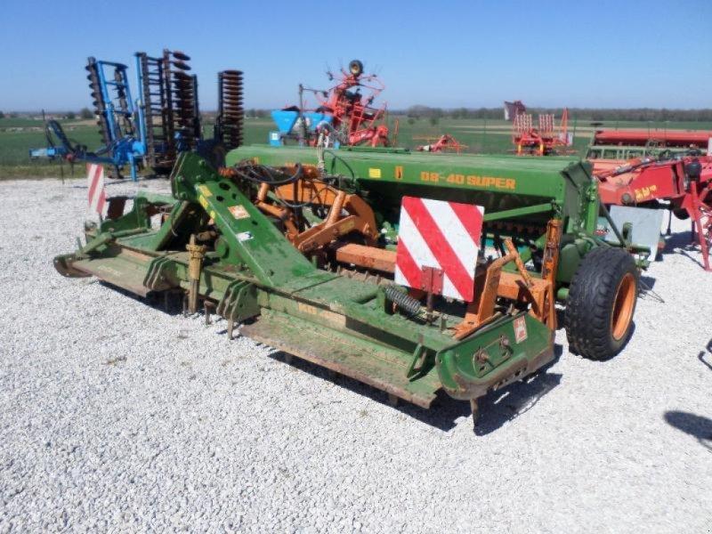 Drillmaschinenkombination tip Amazone Socs, Gebrauchtmaschine in CHAUMESNIL (Poză 1)