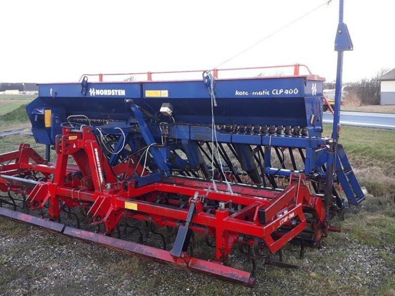 Drillmaschinenkombination типа Doublet Record COMBI-DAN 3000 nordsten clp 400 såmaskine, Gebrauchtmaschine в Thyholm (Фотография 1)