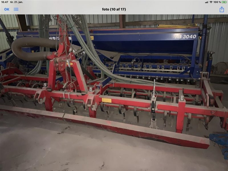 Drillmaschinenkombination типа Doublet Record Doublet-Record/Nordsten NS 2030V, Gebrauchtmaschine в Kolding (Фотография 1)