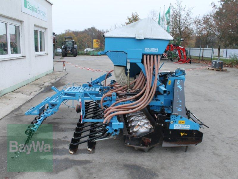 Drillmaschinenkombination des Typs ECK-SICMA Pneutec-drill 2 AS 3000 + ERS 3000, Gebrauchtmaschine in Straubing (Bild 3)