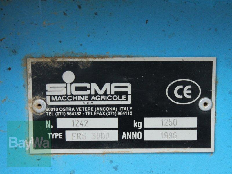 Drillmaschinenkombination des Typs ECK-SICMA Pneutec-drill 2 AS 3000 + ERS 3000, Gebrauchtmaschine in Straubing (Bild 10)