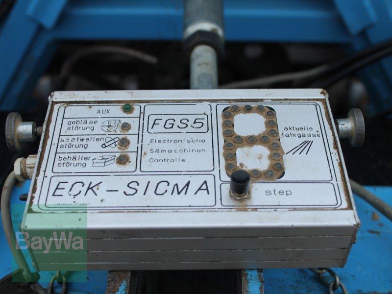 Drillmaschinenkombination des Typs ECK-SICMA Pneutec-drill 2 AS 3000 + ERS 3000, Gebrauchtmaschine in Straubing (Bild 11)