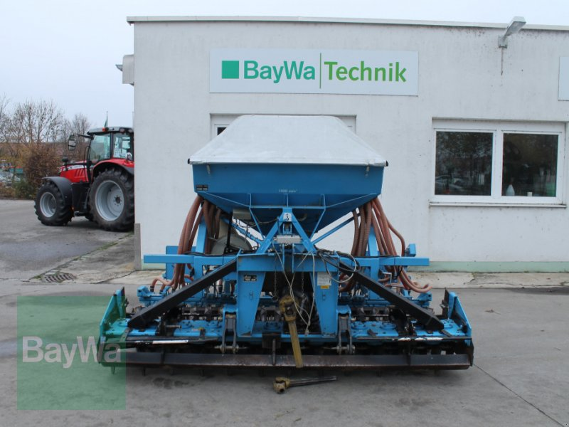 Drillmaschinenkombination du type ECK-SICMA Pneutec-drill 2 AS 3000 + ERS 3000, Gebrauchtmaschine en Straubing (Photo 1)