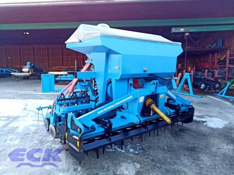 Drillmaschinenkombination des Typs ECK-SICMA Pneutec Drill 3000, Gebrauchtmaschine in Baierbach (Bild 1)