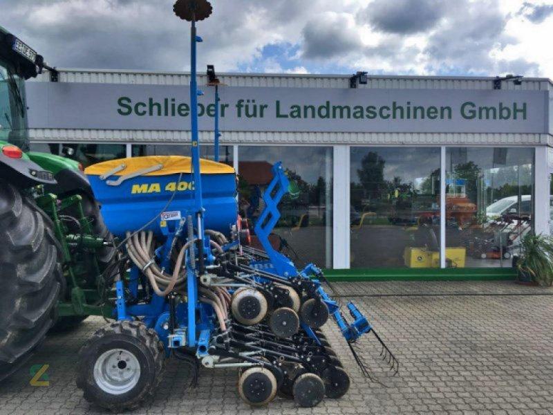 Drillmaschinenkombination des Typs Farmet Monsun MA 400 NS, Gebrauchtmaschine in Sonnewalde (Bild 1)
