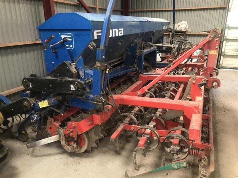 Drillmaschinenkombination tip Fiona 4 m. astra Kverneland KLD harve, Amezone computer, Gebrauchtmaschine in Brovst (Poză 1)
