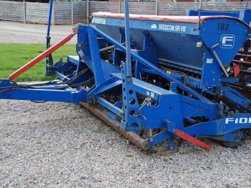 Drillmaschinenkombination des Typs Fiona 4m, Gebrauchtmaschine in Grindsted (Bild 2)