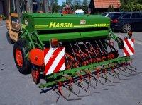 Hassia DK 250 mit Rollscharen Drillmaschinenkombination
