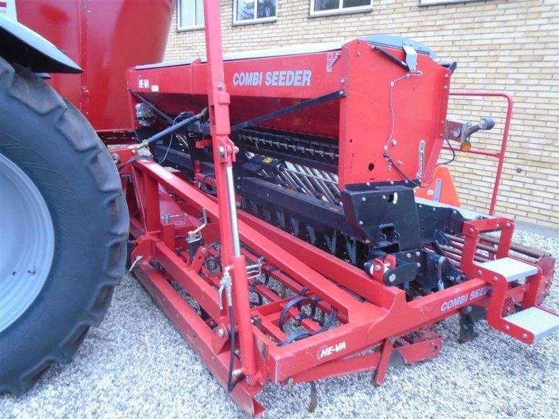 Drillmaschinenkombination des Typs HE-VA 4 Mtr CombiSeeder  Meget Velholdt, Gebrauchtmaschine in Viborg (Bild 7)