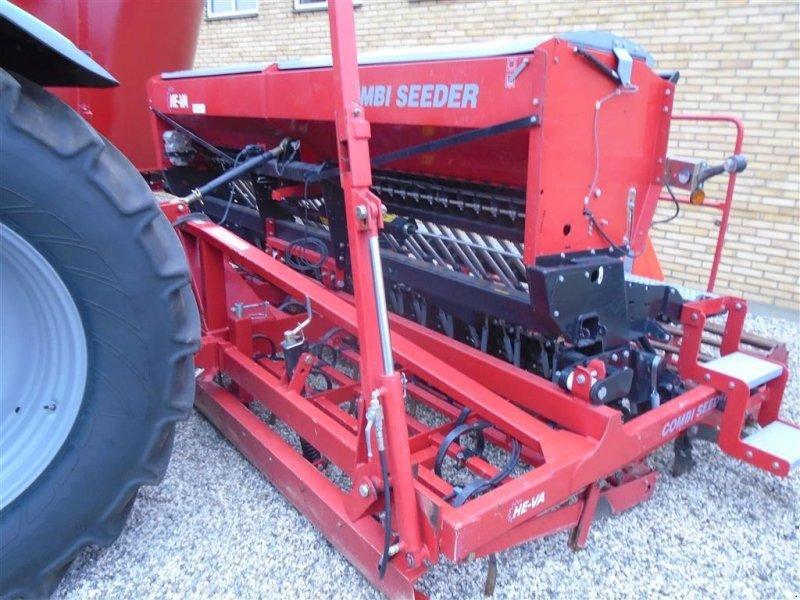 Drillmaschinenkombination des Typs HE-VA 4 Mtr CombiSeeder  Meget Velholdt, Gebrauchtmaschine in Viborg (Bild 1)