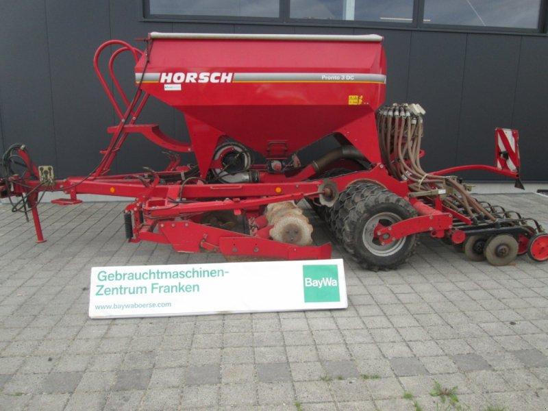 Drillmaschinenkombination des Typs Horsch Pronto 3 DC, Gebrauchtmaschine in Wülfershausen an der Saale (Bild 1)