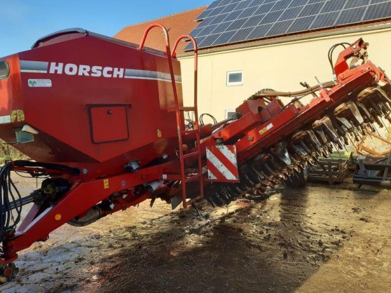 Drillmaschinenkombination des Typs Horsch Pronto 6 KR, Gebrauchtmaschine in MARKERSDORF (Bild 1)