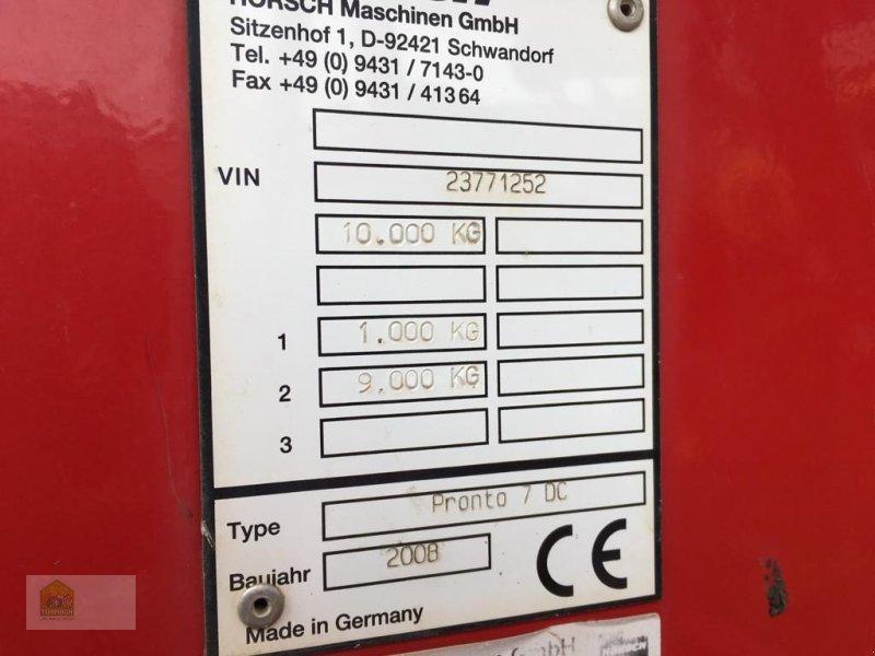 Drillmaschinenkombination des Typs Horsch Pronto 7 DC, Gebrauchtmaschine in Salsitz (Bild 4)