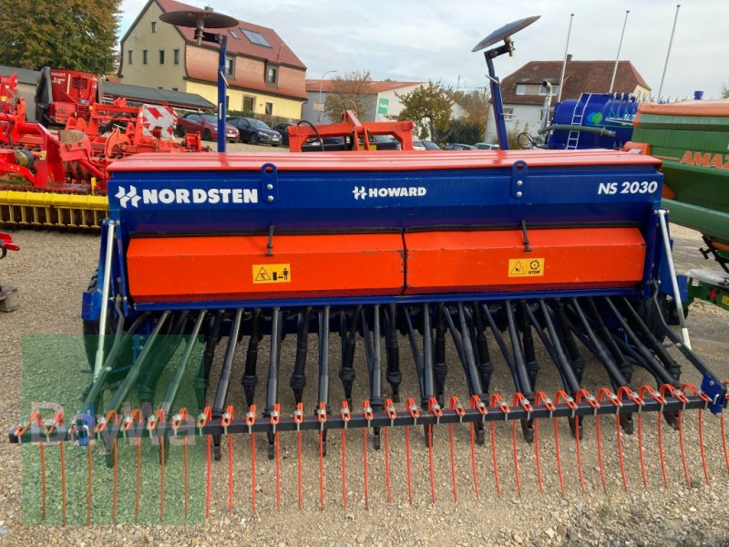 Drillmaschinenkombination типа Howard Nordsten NS 2030, Gebrauchtmaschine в Dinkelsbühl (Фотография 1)
