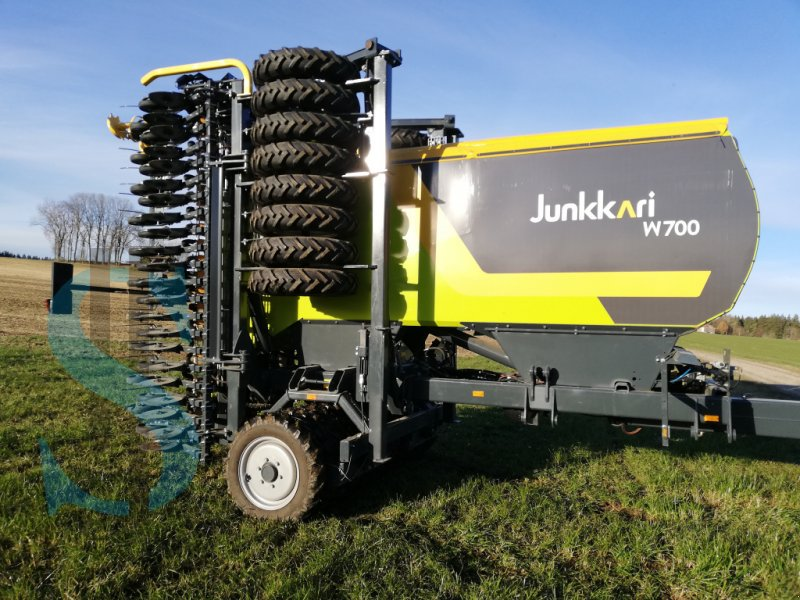 Drillmaschinenkombination des Typs Junkkari W 700, Neumaschine in Dietramszell (Bild 9)
