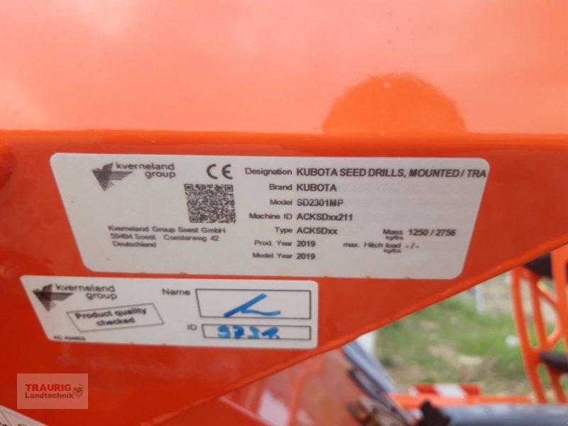 Drillmaschinenkombination типа Kubota PH 2301 + SD 2301, Neumaschine в Mainburg/Wambach (Фотография 7)