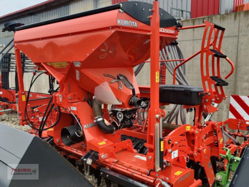 Drillmaschinenkombination des Typs Kubota SD 2031 + PH 2301, Neumaschine in Mainburg/Wambach (Bild 1)