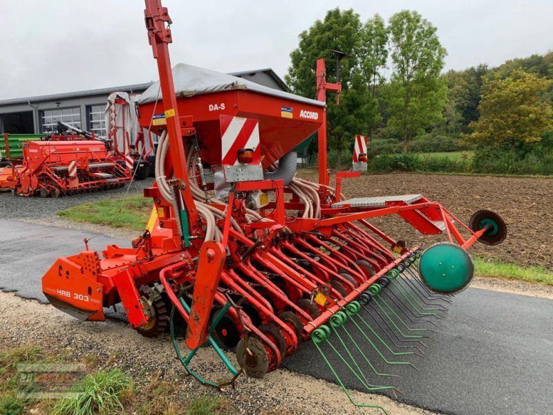 Drillmaschinenkombination des Typs Kuhn/Accord Säkombination HRB 303 & DA-S, Gebrauchtmaschine in Lichtenfels (Bild 3)