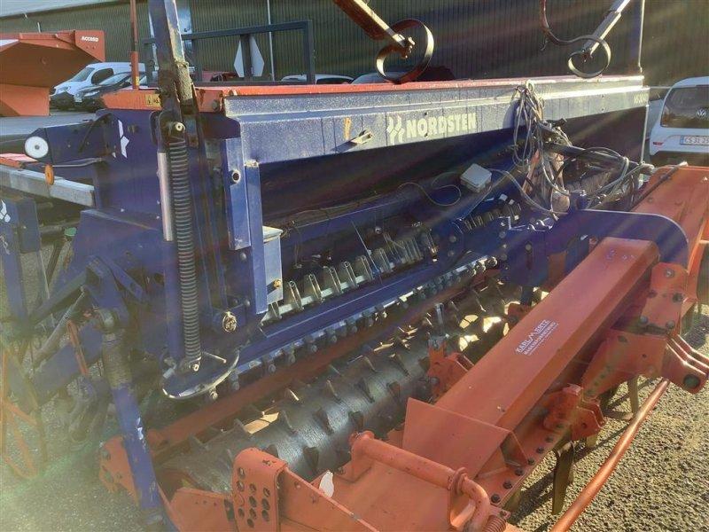 Drillmaschinenkombination des Typs Kuhn 4 m/Kuhn 4002 m/Nordsten 3040, Gebrauchtmaschine in Kolding (Bild 1)
