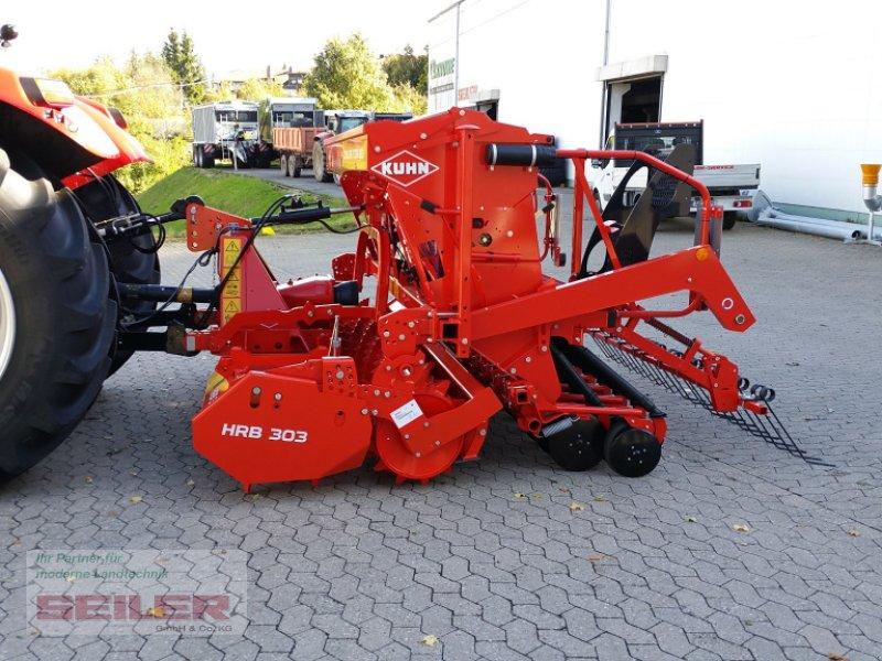 Drillmaschinenkombination des Typs Kuhn Combiliner Integra 3003-24SD + HRB 303 D, Neumaschine in Ansbach (Bild 4)