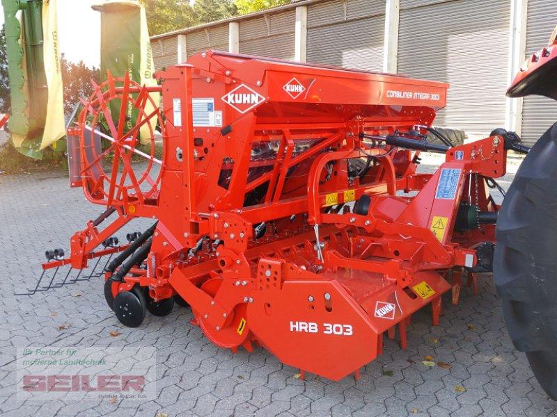 Drillmaschinenkombination des Typs Kuhn Combiliner Integra 3003-24SD + HRB 303 D, Neumaschine in Ansbach (Bild 2)