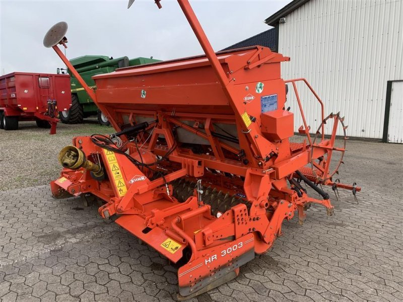 Φωτογραφία Kuhn HR 3003 rotorsæt med Integra 3000