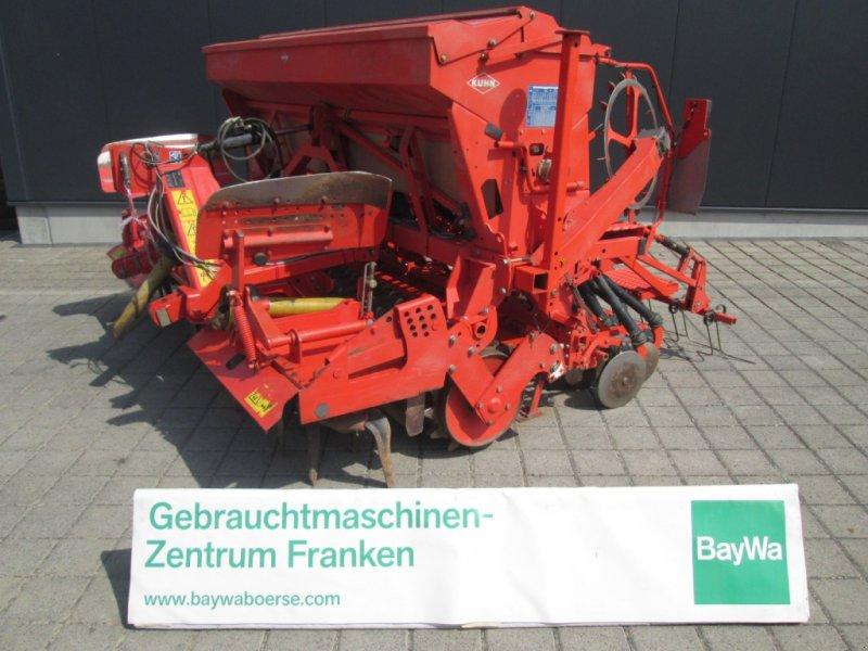 Drillmaschinenkombination des Typs Kuhn HR 303 D + Integra 3003, Gebrauchtmaschine in Wülfershausen an der Saale (Bild 2)