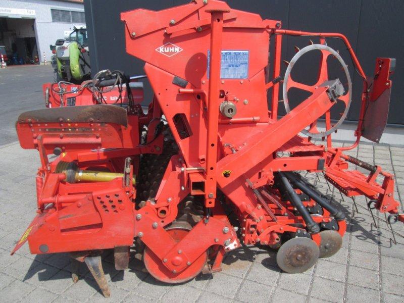 Drillmaschinenkombination des Typs Kuhn HR 303 D + Integra 3003, Gebrauchtmaschine in Wülfershausen an der Saale (Bild 4)
