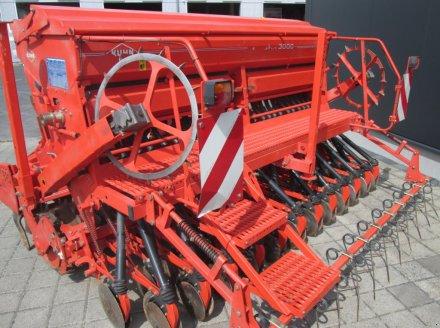 Drillmaschinenkombination des Typs Kuhn HR 303 D + Integra 3003, Gebrauchtmaschine in Wülfershausen an der Saale (Bild 6)