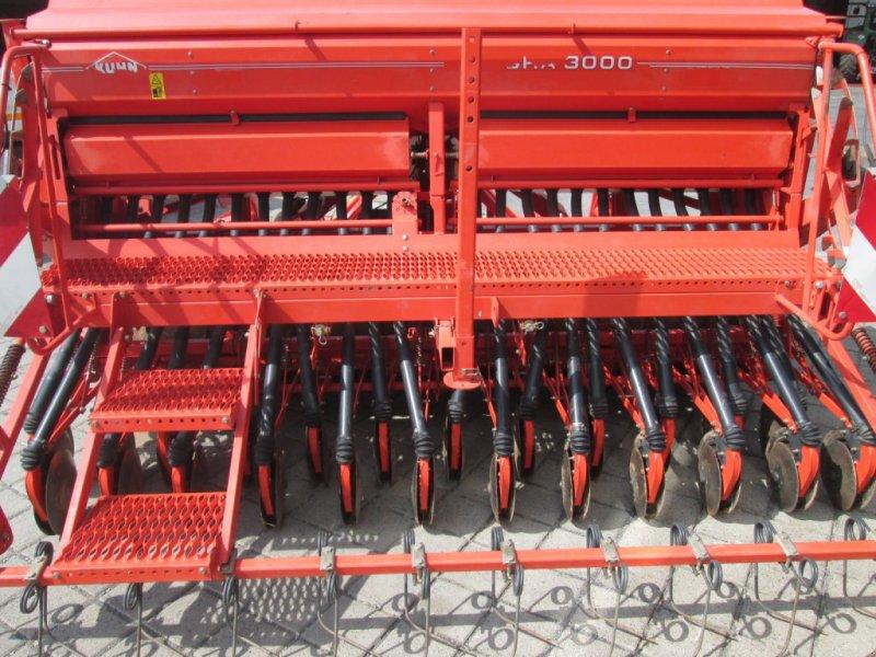 Drillmaschinenkombination des Typs Kuhn HR 303 D + Integra 3003, Gebrauchtmaschine in Wülfershausen an der Saale (Bild 7)