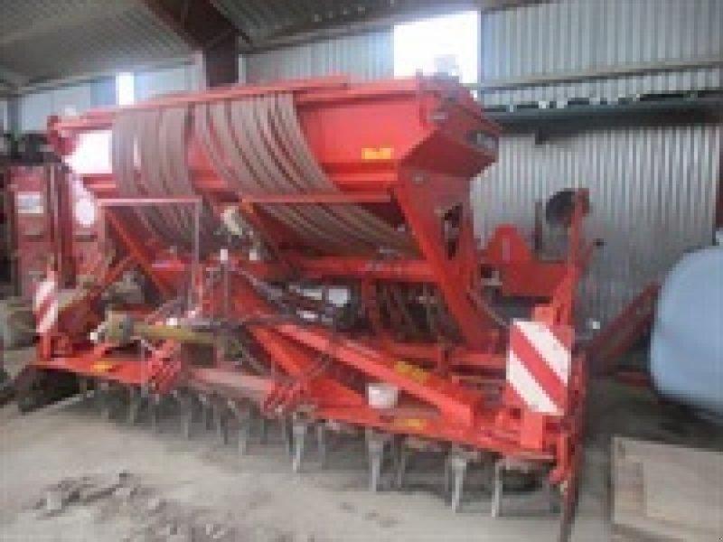 Drillmaschinenkombination des Typs Kuhn HR 4004 / NC 4000 samt flydende gødning, Gebrauchtmaschine in Vinderup (Bild 1)