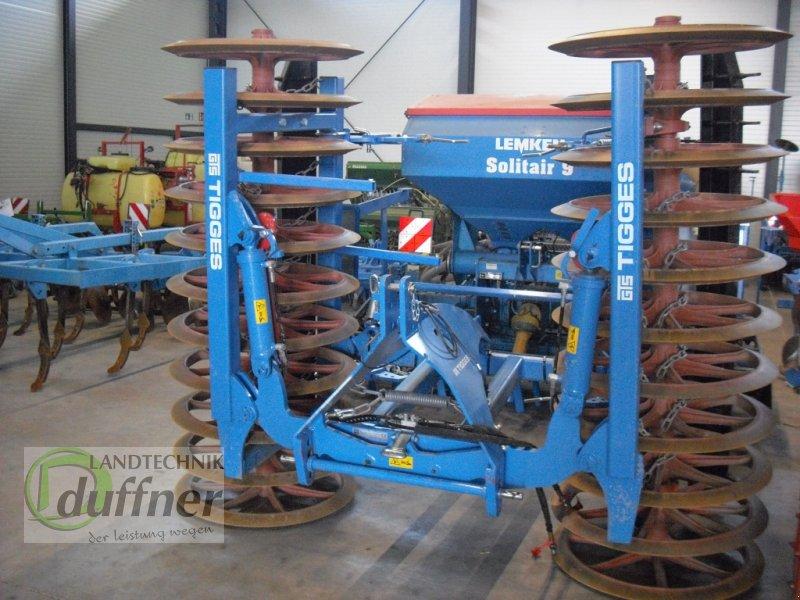 Drillmaschinenkombination des Typs Kuhn HR 4504 / NCR 4500 / GTS 455, Gebrauchtmaschine in Hohentengen (Bild 2)