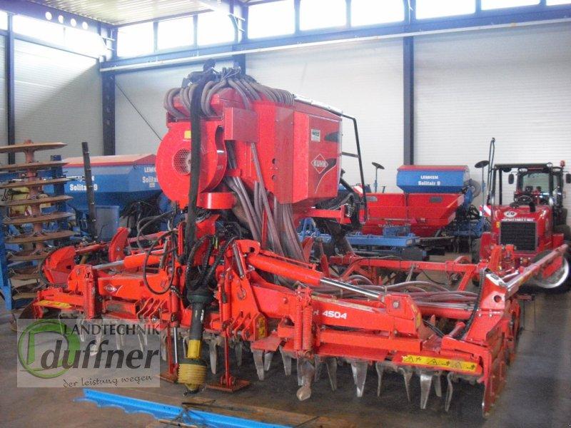 Drillmaschinenkombination des Typs Kuhn HR 4504 / NCR 4500 / GTS 455, Gebrauchtmaschine in Hohentengen (Bild 4)