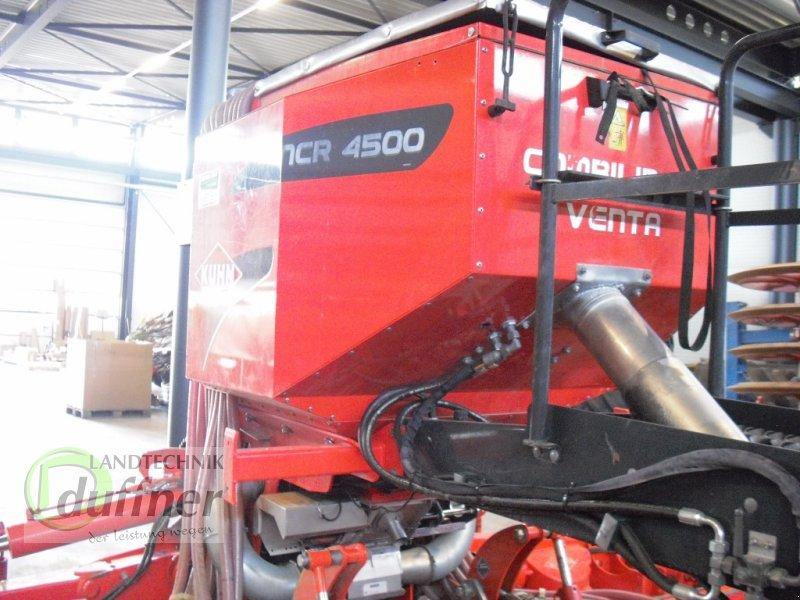 Drillmaschinenkombination des Typs Kuhn HR 4504 / NCR 4500 / GTS 455, Gebrauchtmaschine in Hohentengen (Bild 10)