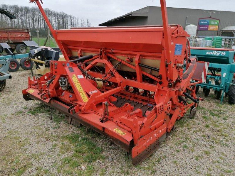 Drillmaschinenkombination des Typs Kuhn HR303D, Gebrauchtmaschine in Le Horps (Bild 1)