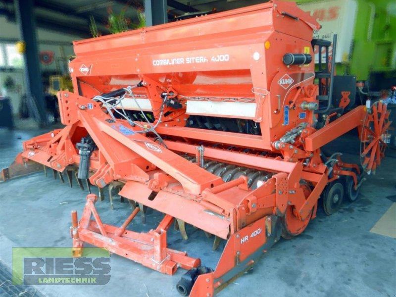 Drillmaschinenkombination des Typs Kuhn HR4004D + Sitera 400, Gebrauchtmaschine in  (Bild 1)