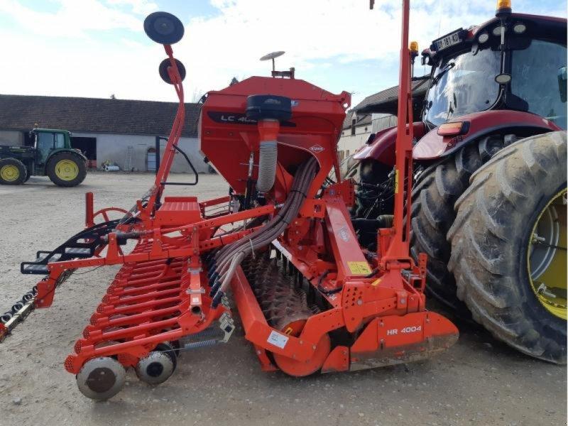Drillmaschinenkombination типа Kuhn HR4004D, Gebrauchtmaschine в Bray En Val (Фотография 1)