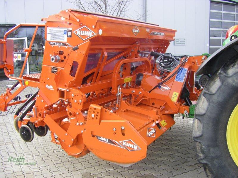 Drillmaschinenkombination des Typs Kuhn HRB 303 Integra 3003, Gebrauchtmaschine in Brunnen (Bild 1)
