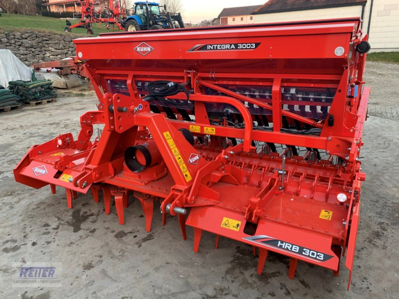 Drillmaschinenkombination des Typs Kuhn HRB 303 Integra 3003, Neumaschine in Geratskirchen (Bild 1)