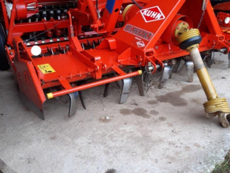 Drillmaschinenkombination типа Kuhn HRB252, Gebrauchtmaschine в Neunburg  (Фотография 1)