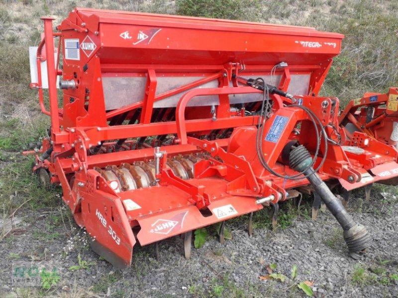 Drillmaschinenkombination des Typs Kuhn Intecra 3003 HRB 303D Kreiselegge, Gebrauchtmaschine in Limburg (Bild 1)