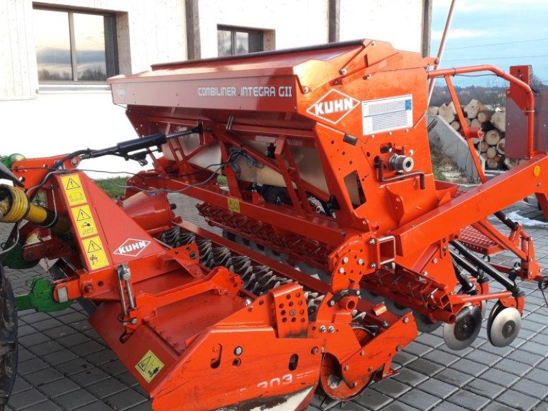 Drillmaschinenkombination des Typs Kuhn Integra GII, Gebrauchtmaschine in Grafing (Bild 1)