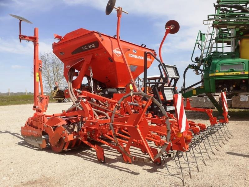 Drillmaschinenkombination des Typs Kuhn Marque Herse Rotative Kuhn, Gebrauchtmaschine in Bray En Val (Bild 1)