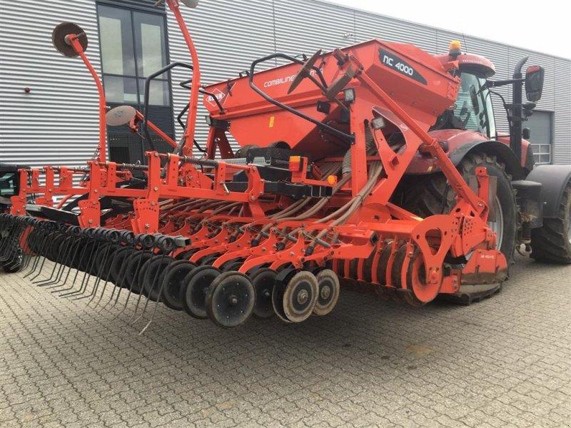 Drillmaschinenkombination des Typs Kuhn NC 4000 Combiliner  kraftig rotorharve, Gebrauchtmaschine in Horsens (Bild 1)