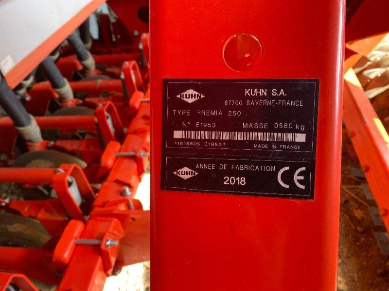 Drillmaschinenkombination типа Kuhn PREMIA 250, Gebrauchtmaschine в ST MARTIN EN HAUT (Фотография 1)