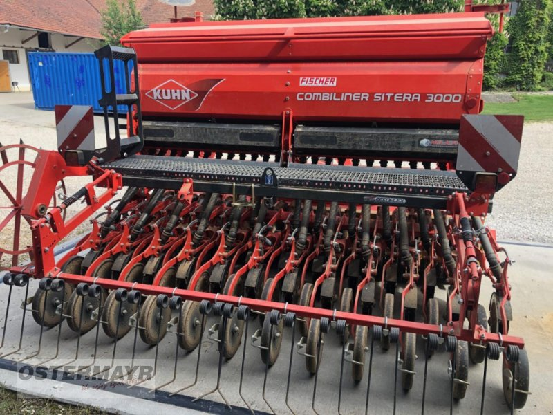 Drillmaschinenkombination des Typs Kuhn Sintera HRB 304, Gebrauchtmaschine in Rohr (Bild 5)