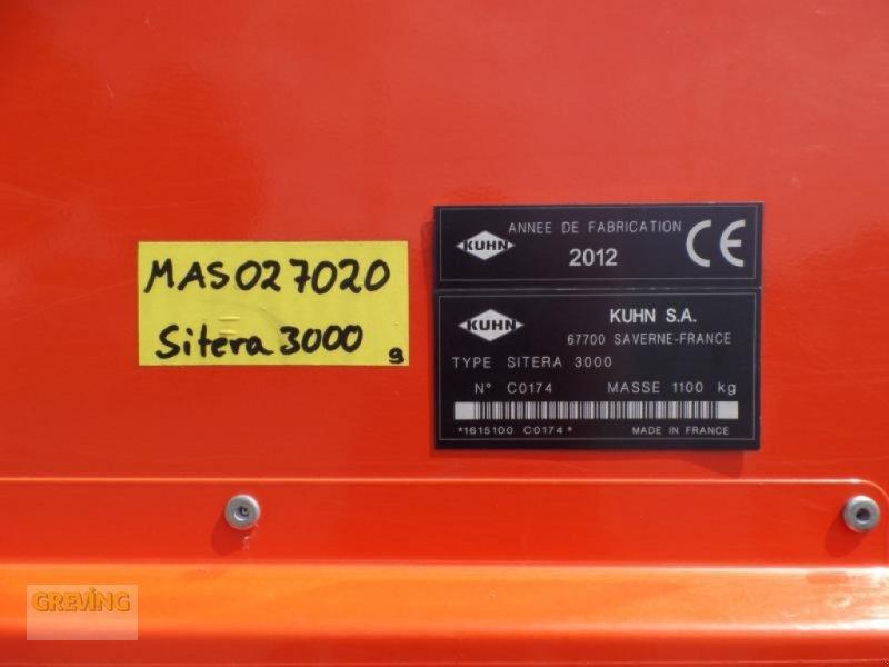 Drillmaschinenkombination des Typs Kuhn Sitera 3000, Gebrauchtmaschine in Werne (Bild 11)
