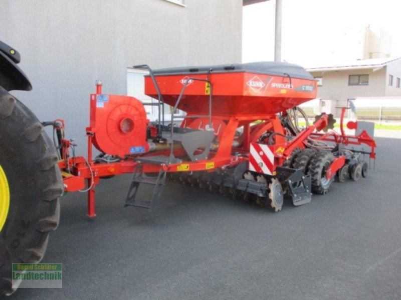 Drillmaschinenkombination des Typs Kuhn Speedliner 3000, Gebrauchtmaschine in Büren (Bild 1)