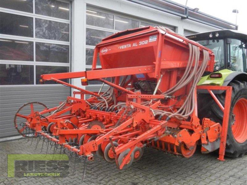 Drillmaschinenkombination des Typs Kuhn Venta AL 302 + HRB, Gebrauchtmaschine in Homberg (Ohm) - Maulbach (Bild 1)