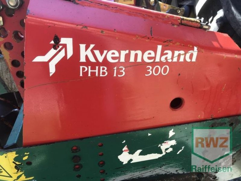 Drillmaschinenkombination des Typs Kverneland Drillkombination, Gebrauchtmaschine in Alsfeld (Bild 4)